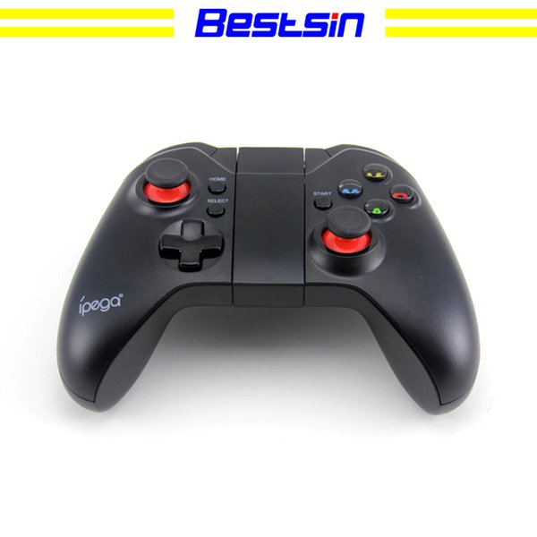Bestsin PG-9037 PG 9037 Wireless Gamepad Bluetooth Game Controller Adjustable Holder for Android/IOS Tablet PC Smartphone TV Box