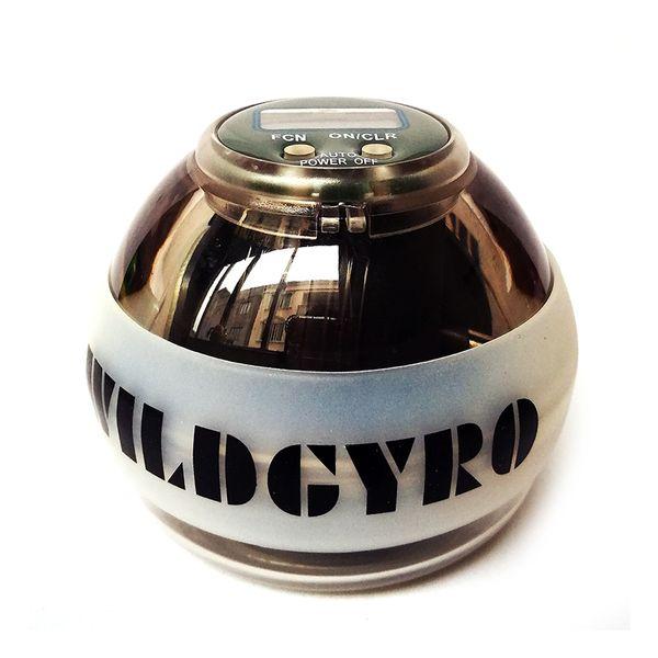 Muscle Relax Hand Ball Gyroscope Energy Power Ball LED+Speed Meter Counter Handball Exerciser Strengthener Fitness Gyro