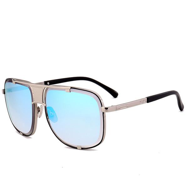 designer glasses for men Fashion holiday travel fashion glasses Comfortable to wear good vision 7 color