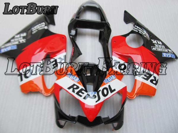Moto Injection Mold Motorcycle Fairing Kit For Honda CBR600RR CBR600 CBR 600 RR F4i 2001 - 2003 01 - 03 Bodywork Fairings Custom Made C170