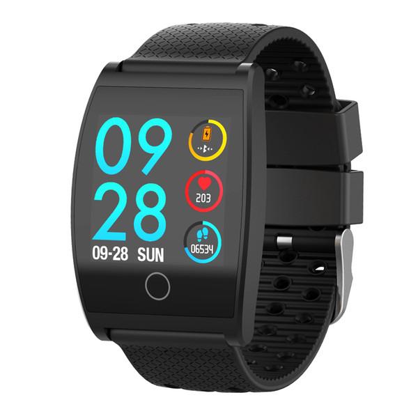 Academia Rastreador Smart Wireless Atividade Trackers Pulseira Blood Pressure Monitor de Freqüência Cardíaca Desporto Bracelet Assista pedômetro