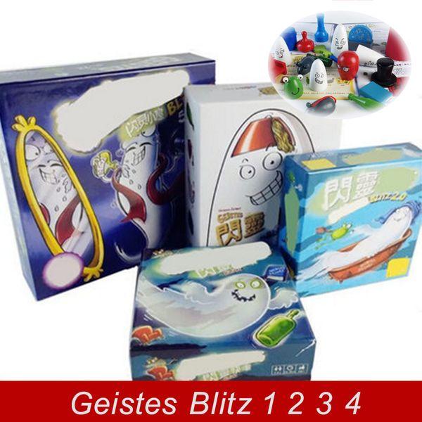 Geistes Blitz 1 Gioco da tavolo 2-8 giocatori Famiglia Party Miglior regalo pe