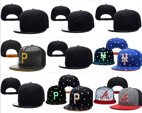 best selling Hot Selling Men's Women's Basketball Snapback Baseball Snapbacks All Teams Football Hats Man Sports Flat Hat Hip-Hop Caps Thousands Styles