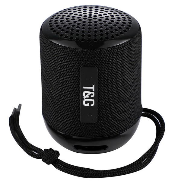 TG129 cloth art creative with hanging rope bluetooth speaker outdoor portable mini wireless bluetooth speaker