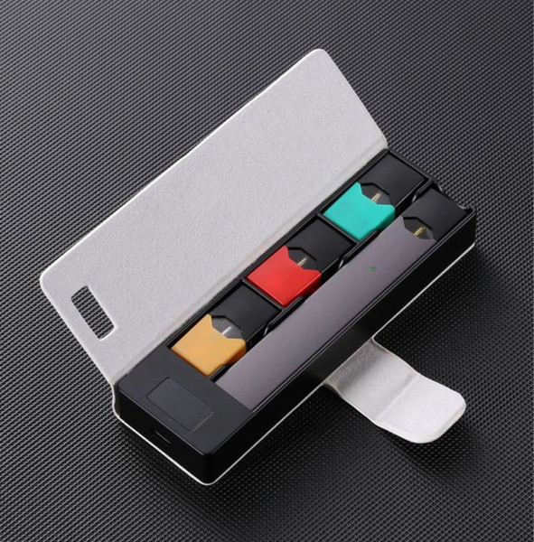 best selling Portable 1200mAh Charger Charging Case Pods Holder LCD Charging Indicator For JUUL universal charger