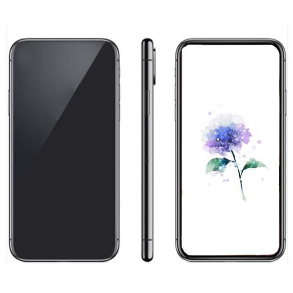 Goophone x 8 artı 5.5 inç Cep Telefonu gösterisi 4g lte gösterisi 256 GB Gerçek 1 GB ram 4 GB rom Quad Core 3G Unlocked telefonu