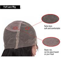Full Lace Human Wig