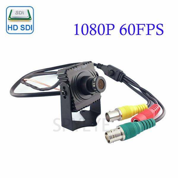 2.0MP 1/3 Panasonic CMOS Sensor Full HD 1080P 60Fps 50Fps Mini SDI CAMERA Digital CCTV Security SDI Camera Board with OSD Menu