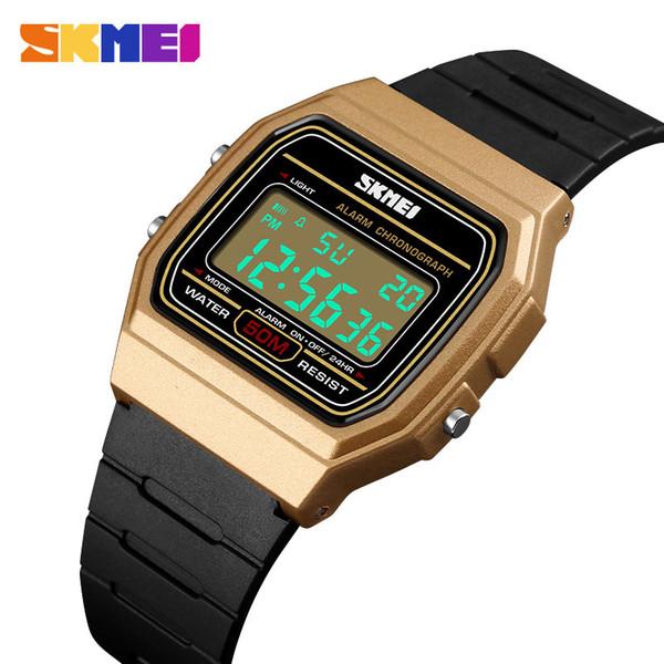 Relogio Sport Damen Masculino1412 50 Großhandel Wasserdichte Jingchengyan Top Stoppuhr Skmei Uhr Digitaluhr Von Luxus Armbanduhren Mt Herren Ig6fm7bvYy