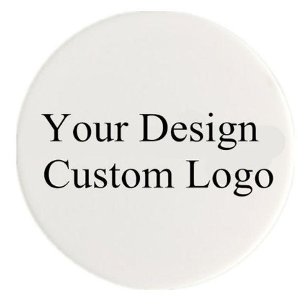 20 pièces jusqu'à logo personnalisé téléphone DEBOUT et Grip votre téléphone Support pour tablettes pour Universal avec le paquet