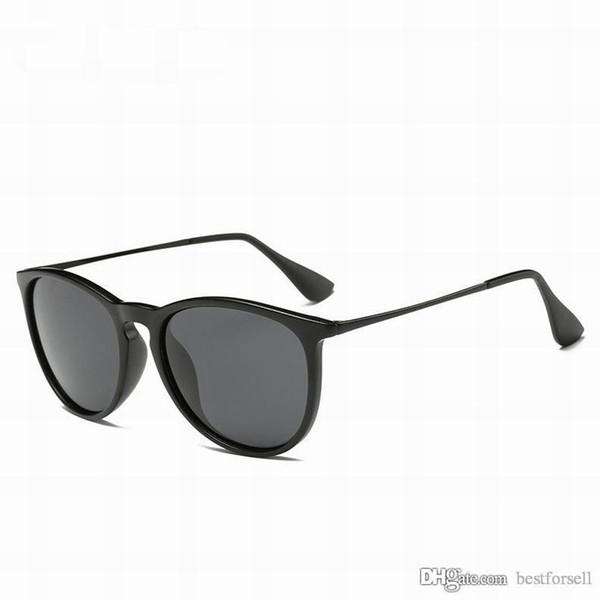 fcedbc7109 Fashion Classic Sunglasses Men Women Brand Vintage Metal Frame Luxury Eyewear  Designer Matte Black Leopard Sun Glasses with cases