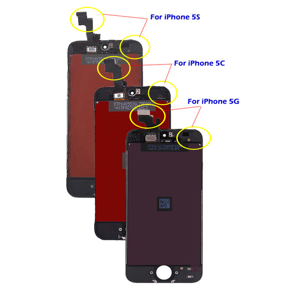 For iPhone 5G LCD Factory Sale Replacement LCD Touch Screen Display Best Quality Factory Price Sale LCD Digitizer Display Assembly