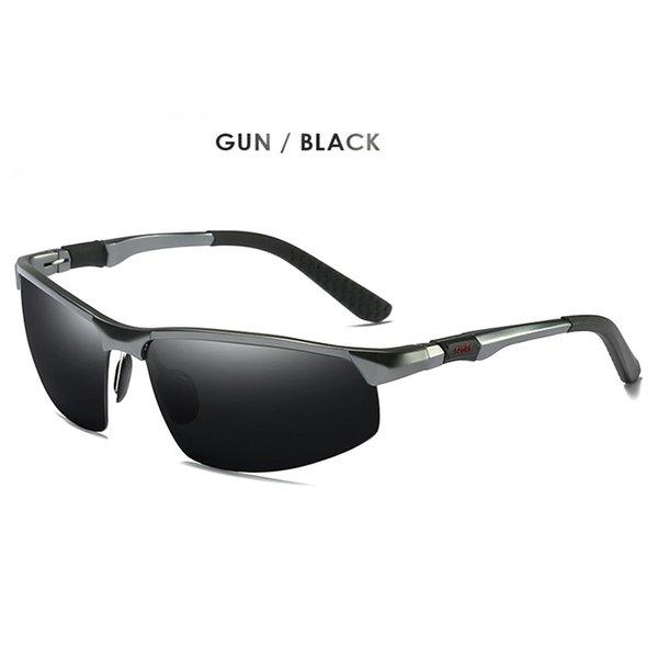 Пистолет черный
