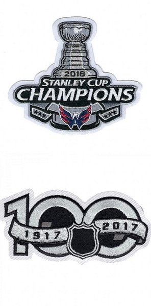 2018 Stanley Cup Champion & 100th