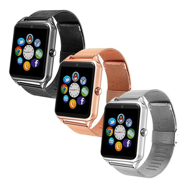 Bluetooth Smart Watch GT08 Plus Multifunction Smartwatch Support SIM TF Card With 1.3MP HD Camera For iOS iPhone Samsung Android