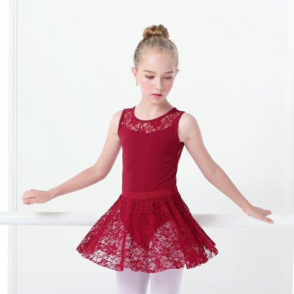 red Leotards dress