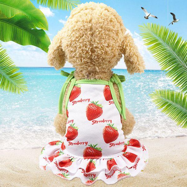 Strawberry skirt