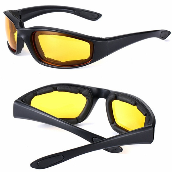 Radfahren Sonnenbrille Männer Frauen Goggles Mit Foam Windproof UV-Schutz Eye Guard Eyewear Nachtsicht Bike Angeln Gläser