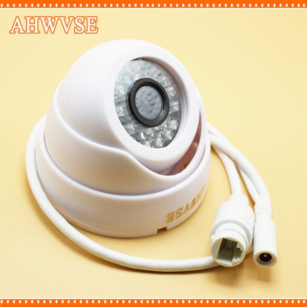 2.8mm Wide View IP Camera 720P 1080P Indoor Dome Cam IR Lens 2MP IP CCTV Security Camera Network Onvif Android iPhone XMEye
