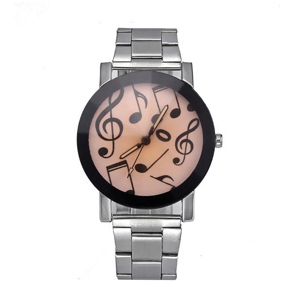 Fashion Stainless Steel Sport Quartz Hour Wrist Analog Watch Quartz-Watch Female Male 2018 Splendid Clock Drop Ship