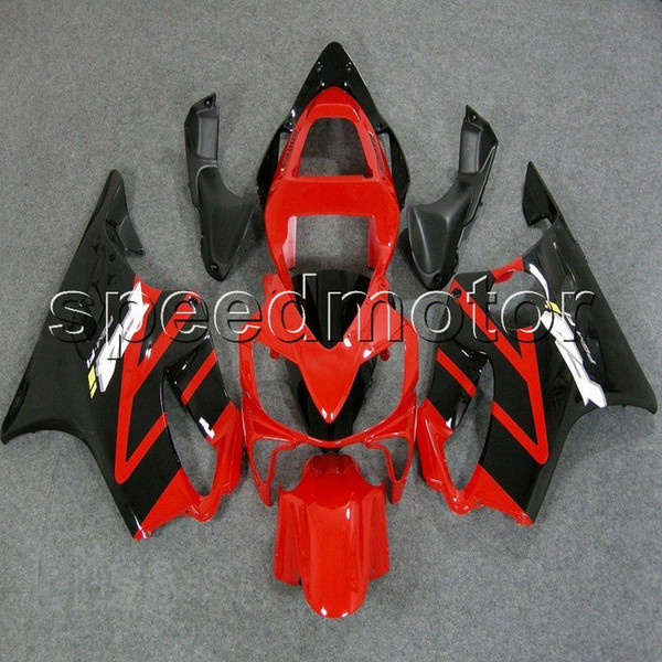 colors+Gifts Injection mold red black CBR600 F4i 01-03 motorcycle cowl Fairing for HONDA CBR 600F4i 2001 2002 2003 ABS plastic kit