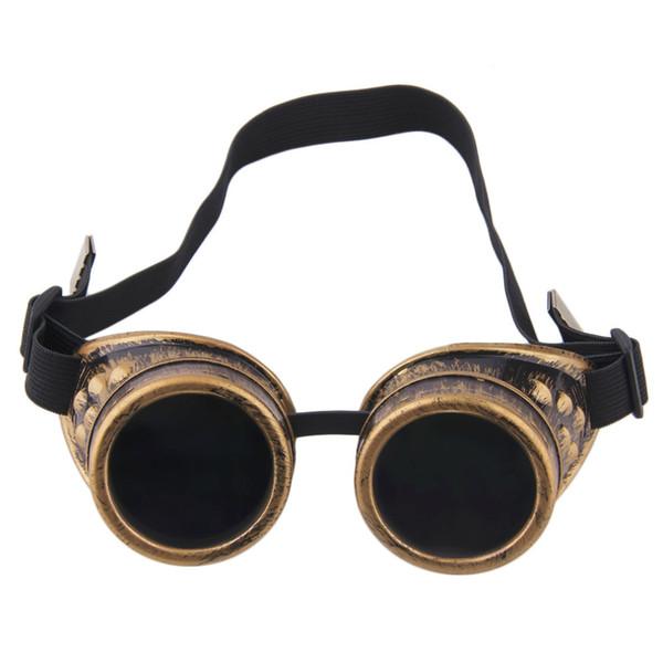 Cyber Gözlük Camları Vintage Retro Kaynak Punk Güneş Gözlüğü Retro Cyber Sking Gözlük Camları