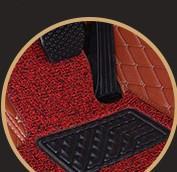Коричневый + черный красный цвет