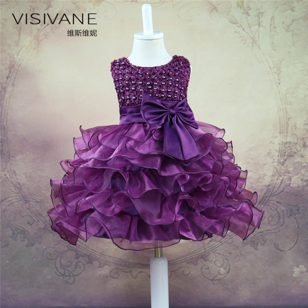 Baby Girl Clothes Girls Dresses 2018 Winter Winter Suitable For Height Robe Raiponce Feestjurk Meisje Baby Lace Dress One-Piece