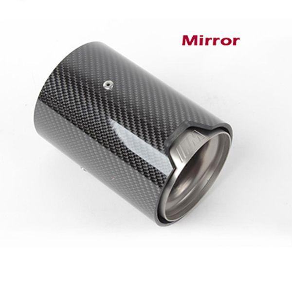 Mirror Inlet 66mm