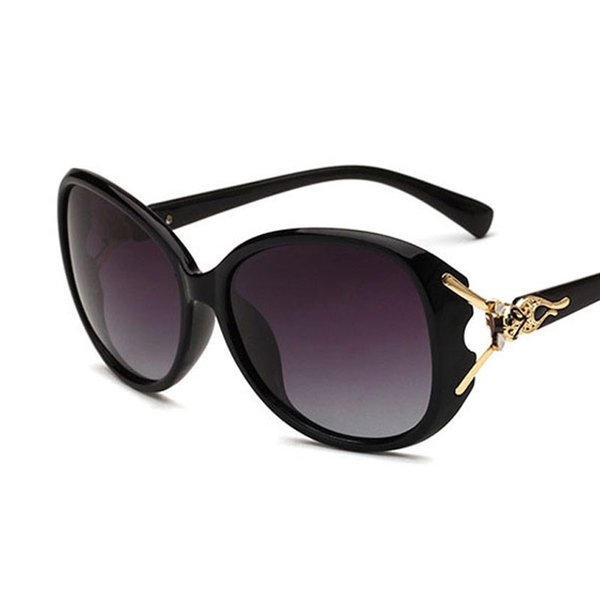 New polarized sunglasses fox head Europe and the United States fashion lady sun glasses for women travel Shopping Fashion Accessory Vintage