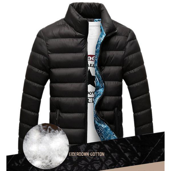 Men Winter Coat Parka Men Brand Clothes 2018 New Warm Outwear Brand Slim Mens Coats Casual Windbreak Jackets Plus size M-4XL