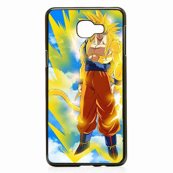 Super Saiyan Dragon Ball Z 202 Phone Case For Iphone 5c 5s 6s 6plus 6splus 7 7plus Samsung Galaxy S5 S6 S6ep S7 S7ep