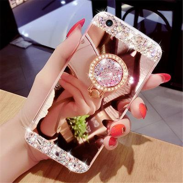 rosegold withdiamond