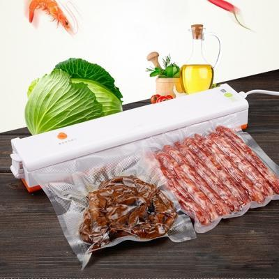 Electric Household Automatic Sealing Food Vacuum Sealer kitchen Food Fruit Packaging Machine for Home Packaging Machine Film Sealer NB