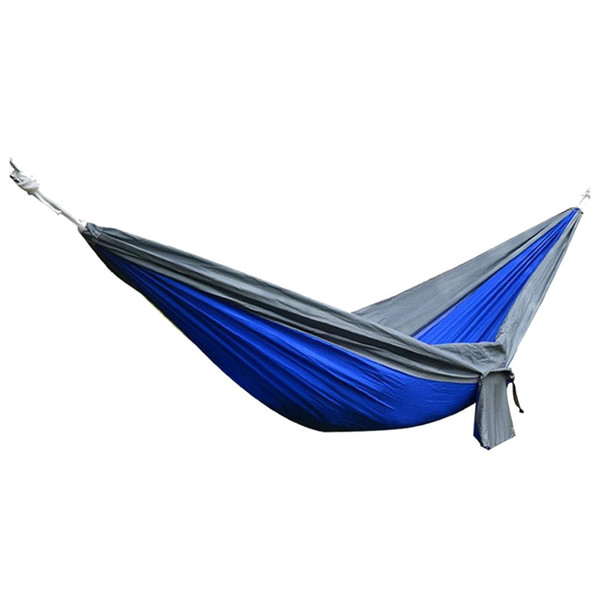 TFBC-Portable Amaca in tessuto paracadute per 2 persone solida e resistente ultraleggera