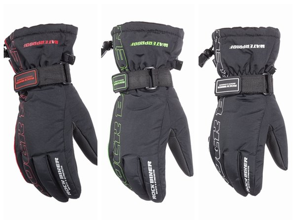 Original cotton waterproof motorcycle gloves/knight race gloves/cycling off-road gloves/skiing gloves warm