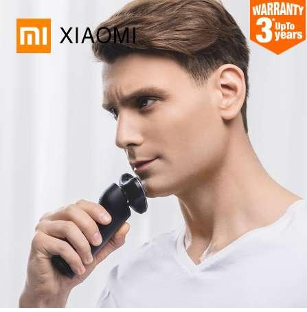 New Xiaomi Mijia Electric Shaver for men Smart Portable Razor 3 Head Shaving Washable Main Sub Dual Blade Turbo Mode Comfy Clean