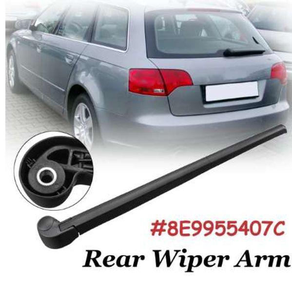 Черный задний автомобиль авто стеклоочиститель рука для AUDI A3 8P 2003-2013 для A4 B6 B7 2000-2007 # 8E9955407C
