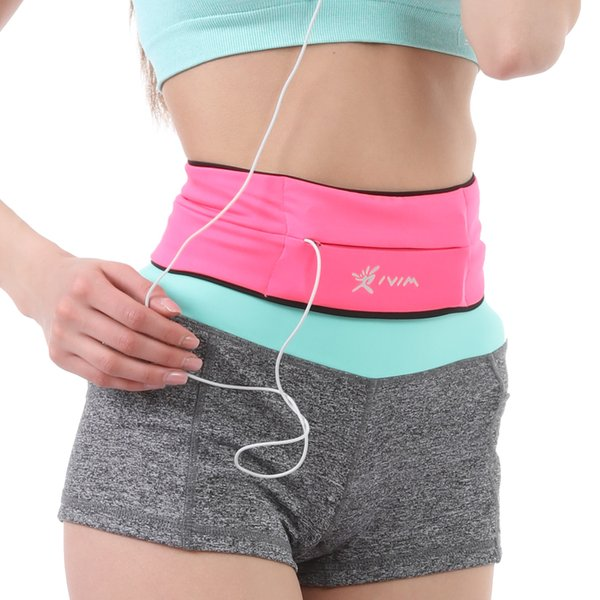 Outdoor Running Waist Bag Mobile Phone Holder Pocket Jogging Sports Runnin Bag Women Men Fitness Gym Cycling Walking