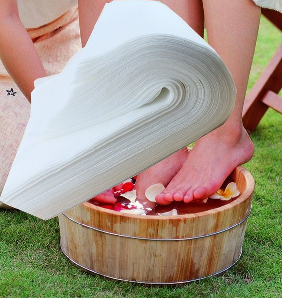 free shipping disposable non-woven feet towel bath towel for home,spa,hospital,travelling,190pcs/lot