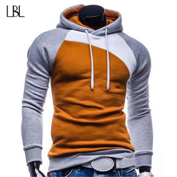 LBL Cool Mens Hoodies Streetwear Hip Hop Long Sleeve Hoodie Men Bodybuilding Casual Sweatshirts Male Sportswear Hoody Jacket Man