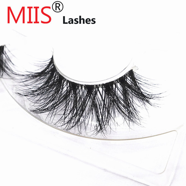 stock MINK Eyelashes 11 styles Selling 1pair/lot 100% Real Siberian 3D Full Strip False Eyelash Long Individual Eyelashes Lashes Extension