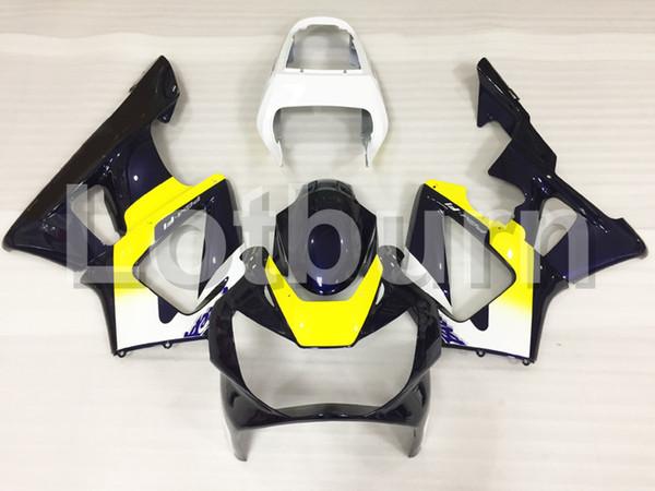 Bodywork Moto Fairings Fit For Honda CBR 929 900 RR 929RR 00 01 900 2000 2001 CBR900RR Fairing kit Custom Made High Quality ABS Plastic A530