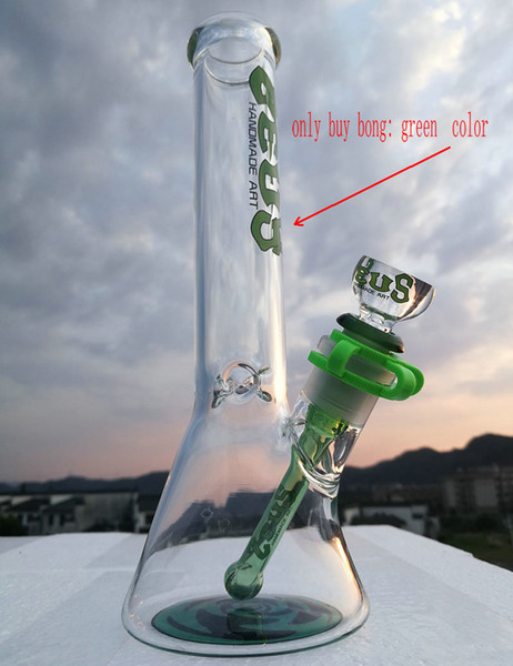 only buy bong: green color