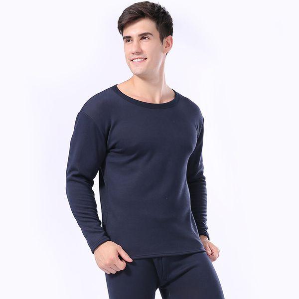 Oversize XXXL Women Men Thermal Underwear Autumn Winter Thicken Lovers Pajama Keep Warm Clothes Cotton Long John Intimate Set