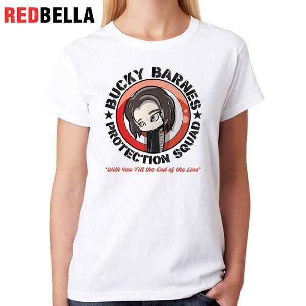 Women's Tee Redbella Woman T Shirt Harajuku Kawaii Cute Tumblr Korean Design Ulzzang Tee 100% Cotton Camiseta Feminina Short Sleeve Casual