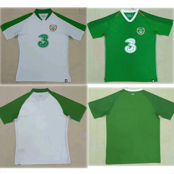 2019 Ireland Soccer Jerseys Republic of Ireland National Team Jerseys 2019 World Cup KEANE Daryl Home Away Customize Football Shirts