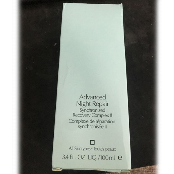 top popular High quality Advanced Night Repaire Syncronized Recovery Repairing ANR moisturizing face skin care cream 100ml pcs 2021