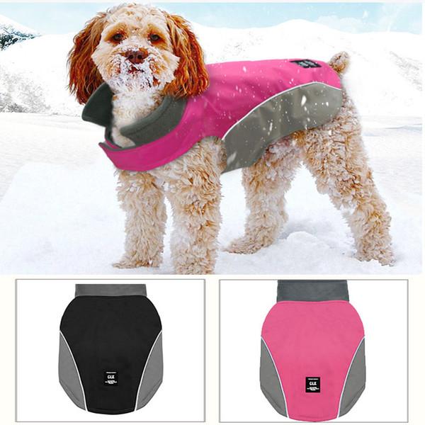 Compre Ropa Para Perros Impermeables Para Mascotas De Invierno Para ...