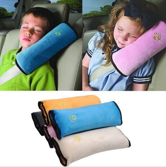 Baby Kissen Auto Sicherheitsgurt Sitz Schlaf Position Schützen Schulterpolster Einstellbare Fahrzeug Sitzkissen für Kinder Baby Laufgitter